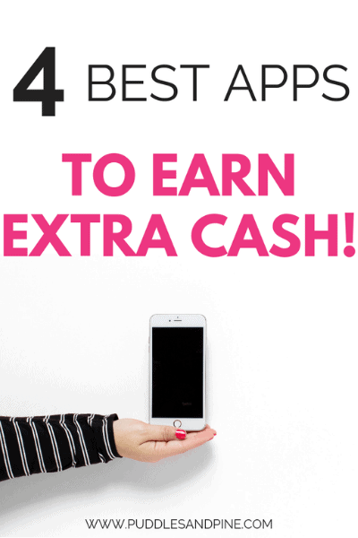 One of my favorite ways to make some extra spending money is by using my phone! These are, from my experience, the best apps to earn cash shopping at all your regular stores. You are literally earning cash from using your phone with very little extra effort. Keep reading to learn how to earn money from shopping apps! #makemoney #savemoney #shopping #apps