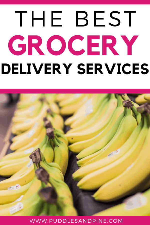 "As a mom, grocery delivery services will help you save time and money, as well as sanity. I remember as a first time mom I would search ""how to get groceries without leaving the house"", thinking it was a long shot. Lo and behold, it's a real thing! Now I utilize grocery delivery services as much as I can. Check out how to get groceries delivered to your door without sacrificing healthy food. #grocery #savemoney #food"