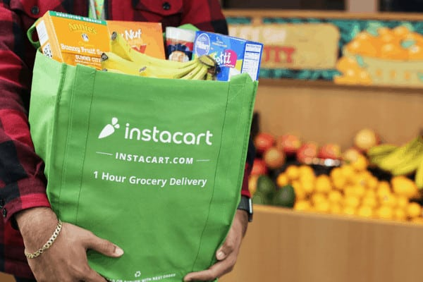 instacart delivery to your home