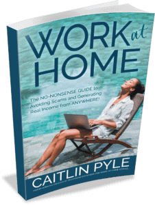 work at home free book