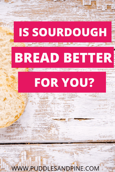 One of the many reasons why you should eat sourdough bread is that sourdough has a low glycemic index and can help keep your blood sugar and insulin levels lower, making sourdough bread good for diabetes prevention. There are so many health benefits of homemade sourdough as opposed to other store bought breads that you will want to make the switch right away!