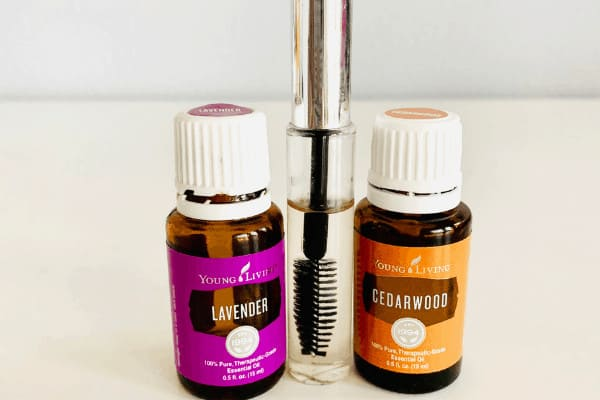 DIY lash growth serum