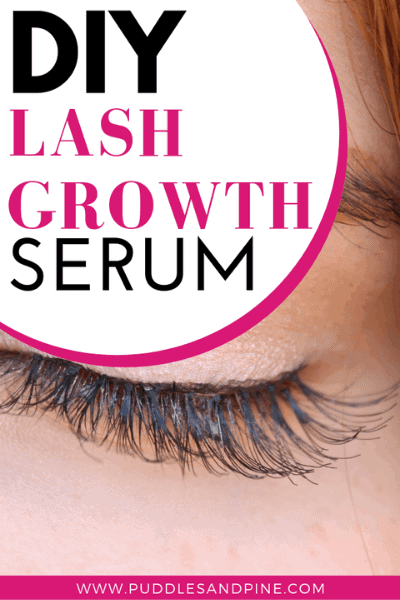 Diy Lash Growth Serum
