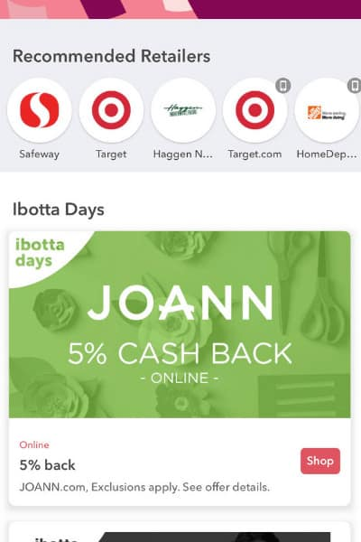 how to save and make money with ibotta